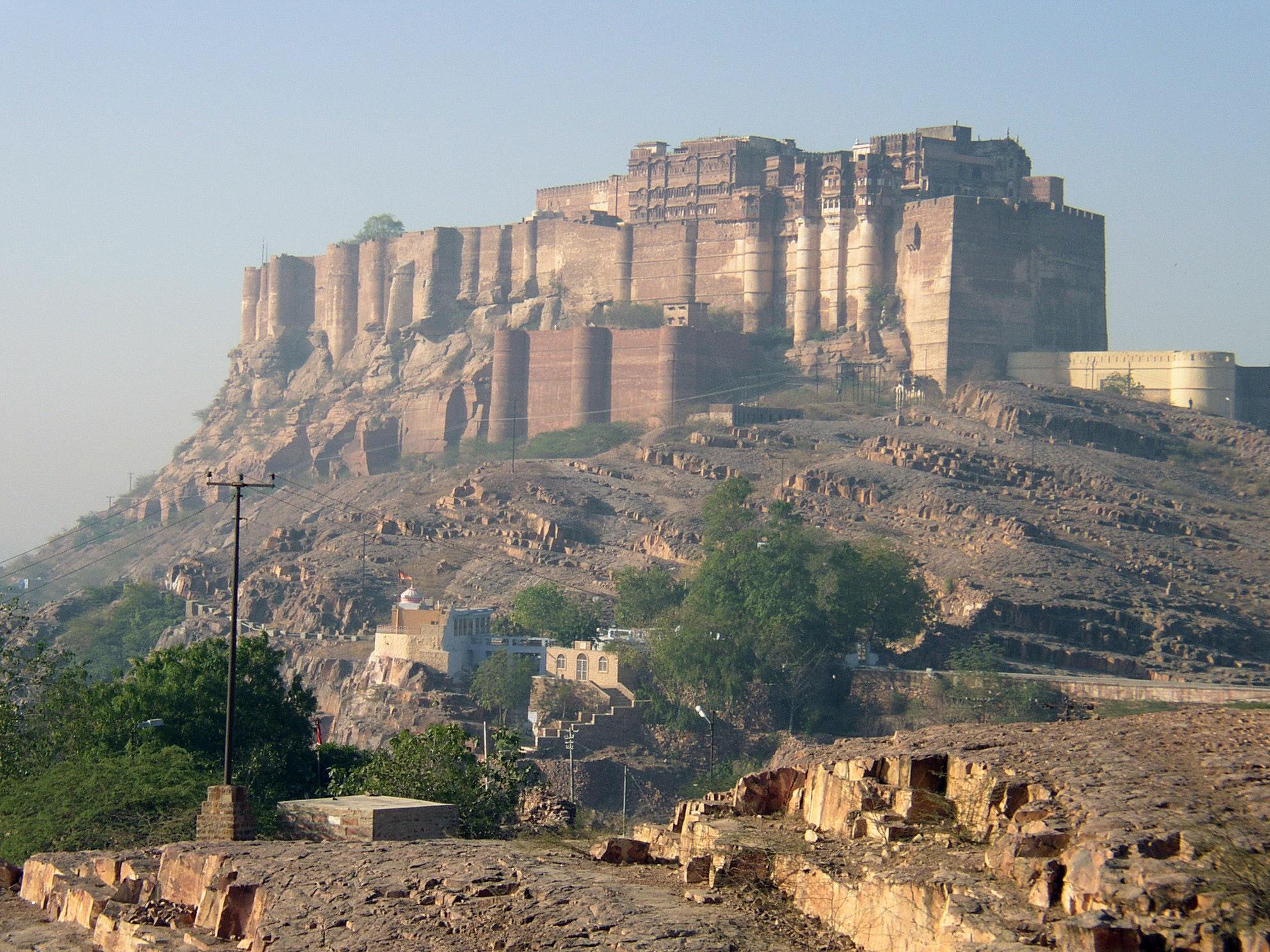 Delhi to desert tour